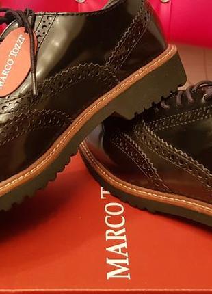 Лоферы,  броги, дерби, оксфорды, туфли на ногу 24,7 см