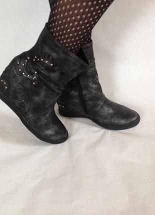 Ботинки, полусапожки primadonna italy, последняя пара!!!
