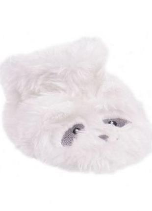 Пинетки белые медведи для малышей, yo, ob-048