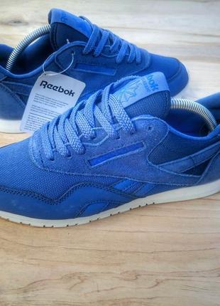 New кроссовки reebok classics leather новые с биркой
