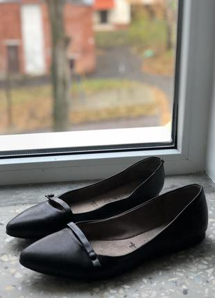 Туфлі балетки