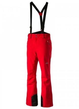 Лыжные штаны, полукомбинезон mckinley р.м.