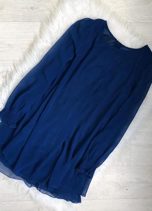 Платье шифоновое сукня select