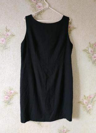 Стильное платье футляр от next. смотрите замеры.