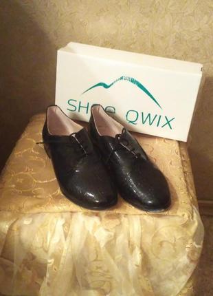 Женские ботинки shoe qwix (41 размер)