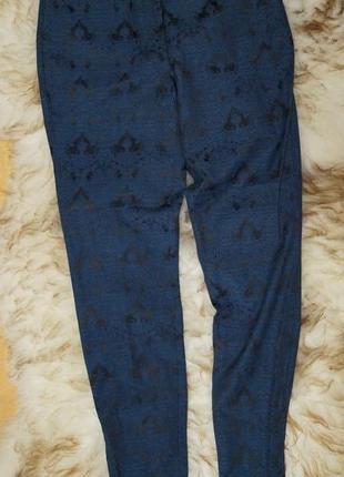 Красивые брюки дудочки с замочками