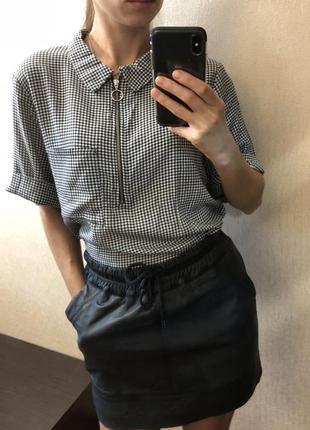 Красивая блуза большого размера xxl