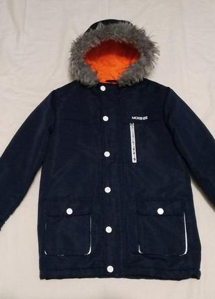 Демисезонная куртка парка mckenzi 5-6 лет