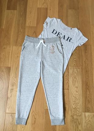 Спортивные брюки f&f