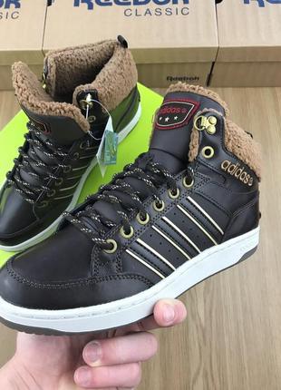 Мужские ботинки Адидас (Adidas) 2019 - купить недорого вещи в ... 18cafc8b871f8