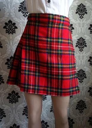 Юбка шотландка килт highland home industries