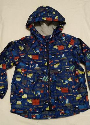 Куртка ветровка tu 2-3 г  92-98 см