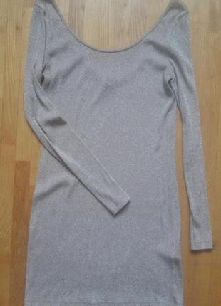 Вечернее/коктэйльное платье h&m