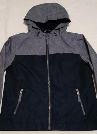 Куртка ветровка rebel by primark 8 лет 128 см