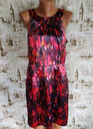 Красивое,нарядное платье. на бирке- 16 р-р(50)