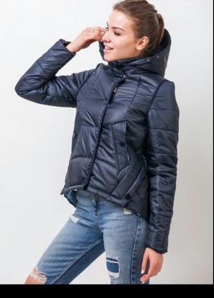 #розвантажуюсь трендовая демисезонная куртка стиля бойфренд оверсайз oazis
