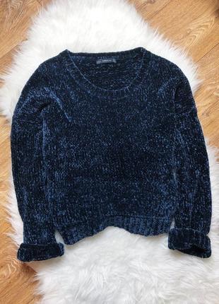 Мягкий свитер zara