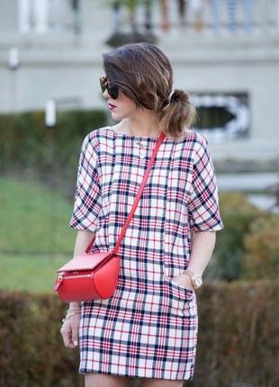 Уютное платье с шерстью