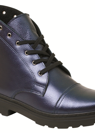 H-x ботинки 36-41рр кожаные