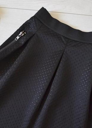 Текстурна юбочка з замками naf naf.2