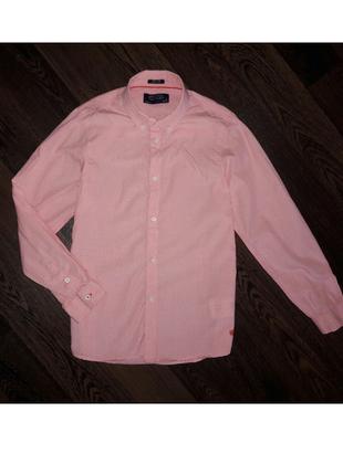 Рубашка бренда mayoral  на мальчика 4 лет   в состоянии новой