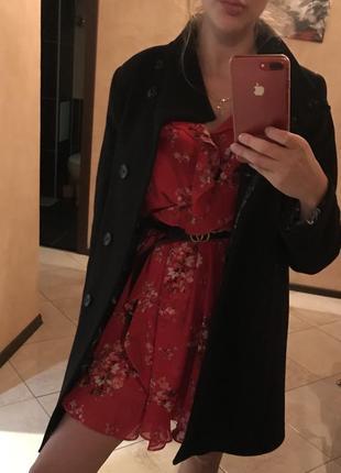 Шикарное пальто milanova