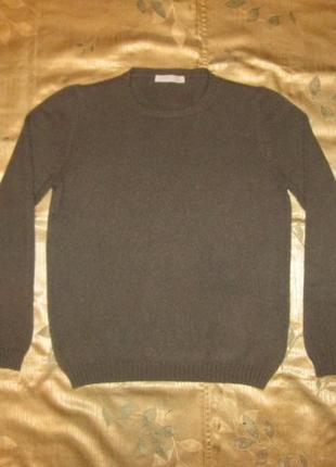 Кашемировая кофта fabiana filippi оригинал свитер джемпер 100% кашемир