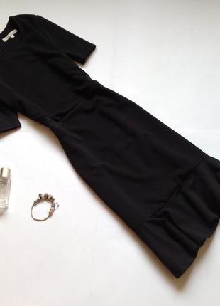 Черное платье миди. смотрите мои объявления!