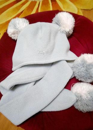 Продам шапку+шарф