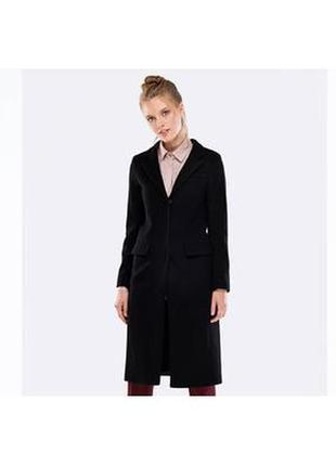 Пальто кежуал прямое
