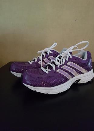Спортивные кроссовки кроссы фиолетовые сиреневые очень удобные