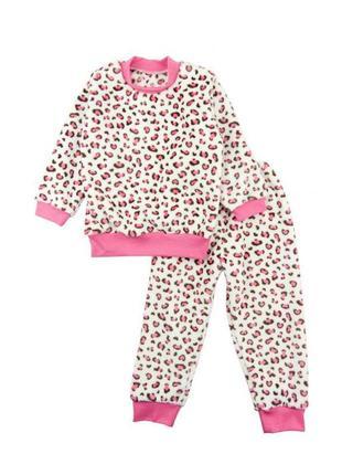 Пижама плюшевая, тёплая р. 92-98 98-104 110-116 см  от 200 грн