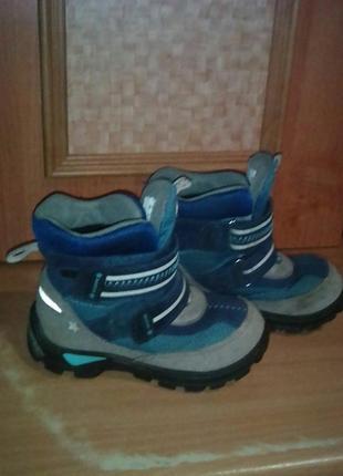 Термо ботиночки bartek