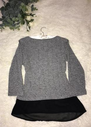 Очень красивый свитер - туника