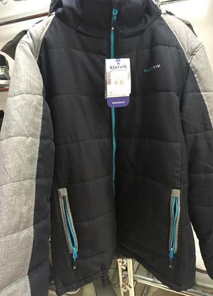 Зимова чоловіча куртка kjelvik р-46