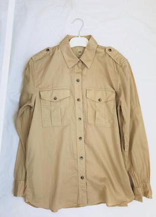 Рубашка gap размер s хлопок 100%