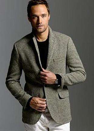 Brook taverner sinse 1912 (оригинал) 100% шерсть английский пиджак