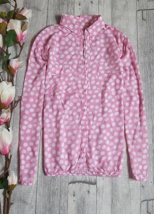 Стильная блуза из натуральной ткани
