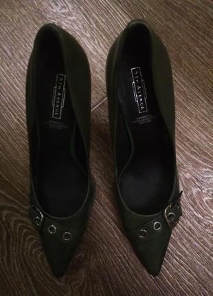 Кожаные туфли 5th avenue