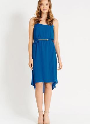 Платье-комбинация в бельевом стиле