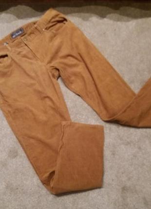 Вельветовые джинсы- от---c&a-angelo litrico-54\56р-(-40\34р)