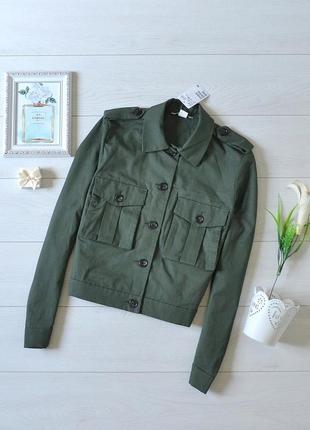 Трендова куртка h&m.