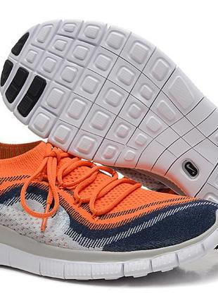 Nike flyknit 5.0 кроссовки
