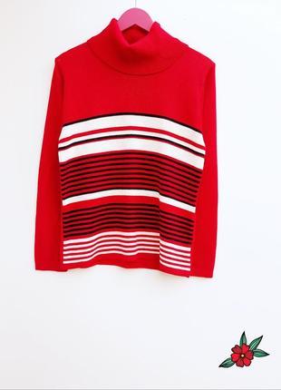 Добротный свитер с горлом качественный свитер с горлом