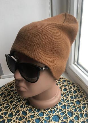 Двойная, шапочка h&m, одета один раз