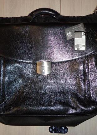 Новый мужской кожаный портфель vif сумка дорожная для ноутбука виф