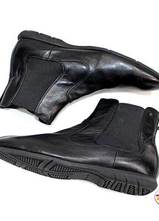 Rockport кожа ботинки-челси 43 р оригинал