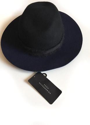 Шляпа 100% шерсть