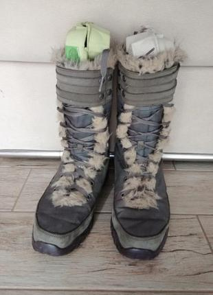 Зимние ботинки north face