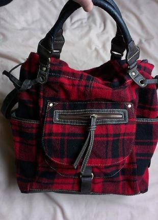 Шикарная сумка саквояж /дорожная